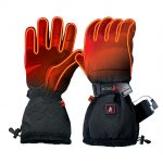 ActionHeat 5V Battery Heated Snow Gloves – Men's