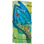 Buff UV Deyoung Multifunctional Headwear – DY Turquoise Smallmouth