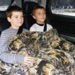 Car Cozy 2 – 12 Volt Heated Blanket – Camo