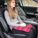 Car Cozy 2 Mini 12 Volt Heated Travel Blanket