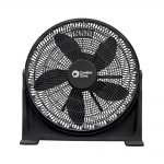 Comfort Zone 20″ Kool Machine Turbo Fan