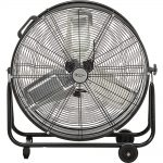 Comfort Zone 24″ Industrial Drum Fan
