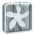 Comfort Zone 20″ Box Fan