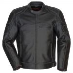 Cortech Dino Leather Jacket – Black