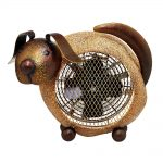 DecoBreeze Heater Fan – Dog