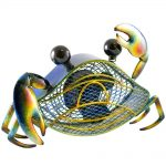 DecoBreeze Figurine Fan – Blue Crab