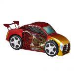 DecoBreeze Figurine Fan – Race Car