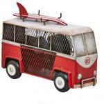 DecoBreeze Figurine Fan – Surf Van