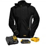DeWalt 20V/12V MAX Soft Shell Women's Heated Jacket Kit
