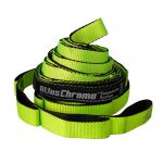 Eagles Nest Outfitters ENO Atlas Chroma Suspension System – Neon/Black