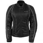 Fieldsheer Women's Breeze 3.0 Textile Street Motorcycle Jacket