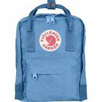 FjallRaven Kanken Mini Kids Backpack – Air-Blue