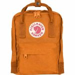 FjallRaven Kanken Mini Kids Backpack – Burnt-Orange