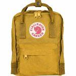 FjallRaven Kanken Mini Kids Backpack – Ochre