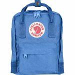 FjallRaven Kanken Mini Kids Backpack – UN-Blue