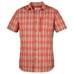 FjallRaven Men's Abisko Hike Short-Sleeve Shirt