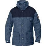 FjallRaven Men's Greenland Jacket – Uncle Blue/Dark Navy