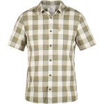 FjallRaven Men's High Coast Big Check Short-Sleeve Shirt