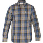 FjallRaven Men's Kiruna Heavy Twill Long-Sleeve Shirt