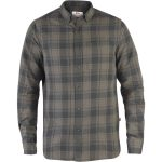 FjallRaven Men's Ovik Flannel Long-Sleeve Shirt