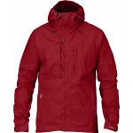 FjallRaven Men's Skogso Jacket – Deep Red