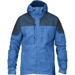 FjallRaven Men's Skogso Jacket – UN Blue/Uncle Blue