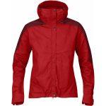 FjallRaven Women's Skogso Jacket – Red/Ox Red