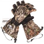 Flambeau Camouflage Battery Heated Gloves
