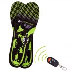 Flambeau Hot Feet Heated Insoles Kit with Remote Control Switch