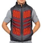 FNDN Insulated 5V Battery Heated Vest