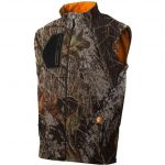 Gerbing Heated Fleece Vest, Camo – 7V Battery
