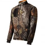 Gerbing Heated Softshell Jacket, Camouflage – 7V Battery
