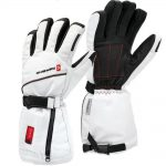 Gerbing Women's S3 Heated Gloves, White – 7V Battery