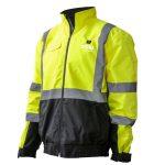 Gobi Heat Men's Flash HIVIS Reflective Heated Jacket