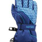 Gordini Childrens Wrap Around Printed Gloves