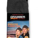 Grabber Heated Sweater Fleece Cap