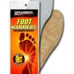 Grabber Medium/Large Insole Foot Warmers – 30 Pair Case