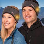 Grabber Fleece Heated Headband w/ Free Warmers