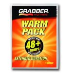 Grabber Warmers Extended Duration 48+ Hour Warm Packs – 30 Pack