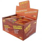 Heat Factory Instant Hand Warmers – 40 Pack