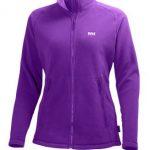 Helly Hansen Women's Zera Fleece Jacket – Sunburned Purple