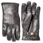 Hestra Deerskin Lambsfur Lined Gloves
