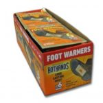 HotHands 6 Hour Foot Warmers – 40 pair