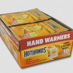 HotHands 10 Hour Hand Warmers – 40 Pack Case