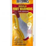 HotHands 9+ Hour Insole Foot Warmers with Adhesive – 16 Pairs