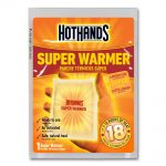 HotHands 18 Hour Super Hand and Body Warmers – 40 Pack Case