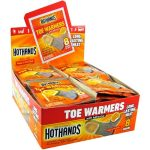 HotHands Toasti Toes 8 Hour Toe Warmers – 40 Pack Case