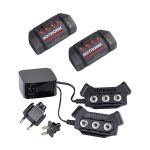 Hotronic XLP ONE Power Set – Battery Packs & Recharger