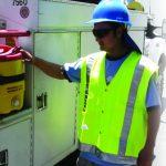 HyperKewl Evaporative Cooling Vest – Traffic Safety ANSI Class II Compliant