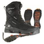 Korkers Men's Polar Vortex 600 with SnowTrac & IceTrac Soles Boots